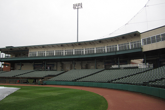 Baseball Stadium Appraisal