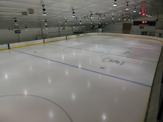 Ice Rink Appraisal